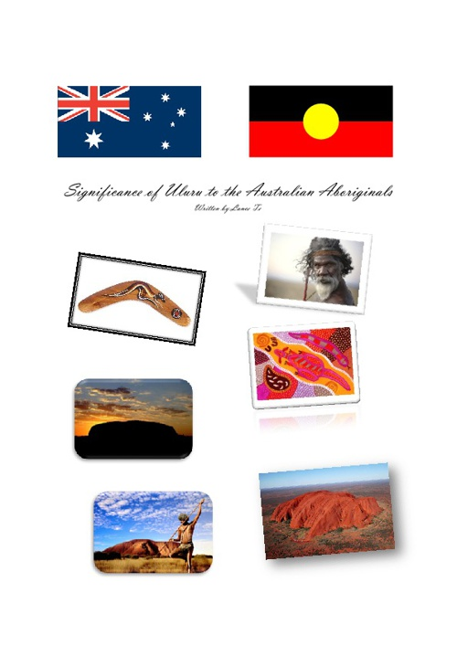 The Significance of Uluru to the Australian Aboriginals