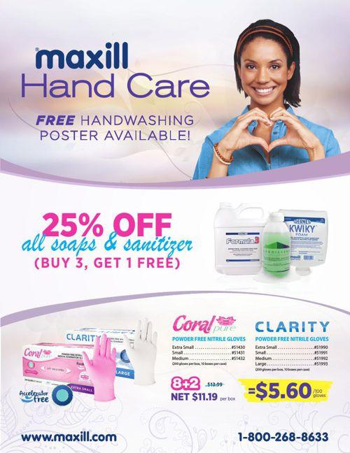 Hand Care Flyer - July 2015 -Flipsnack