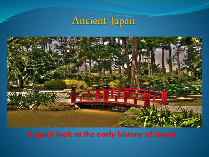 Ancient Japan