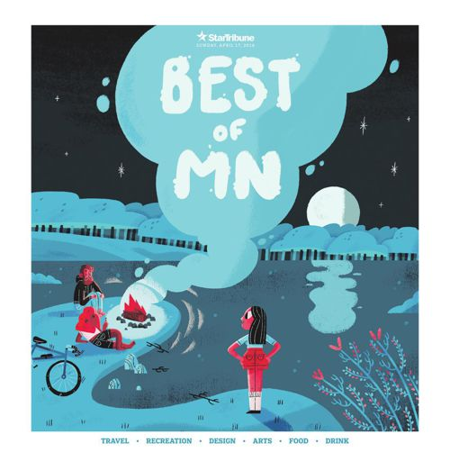 Best of MN - April, 2016