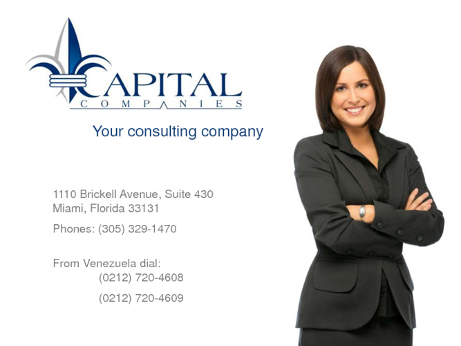 Capital Presentation