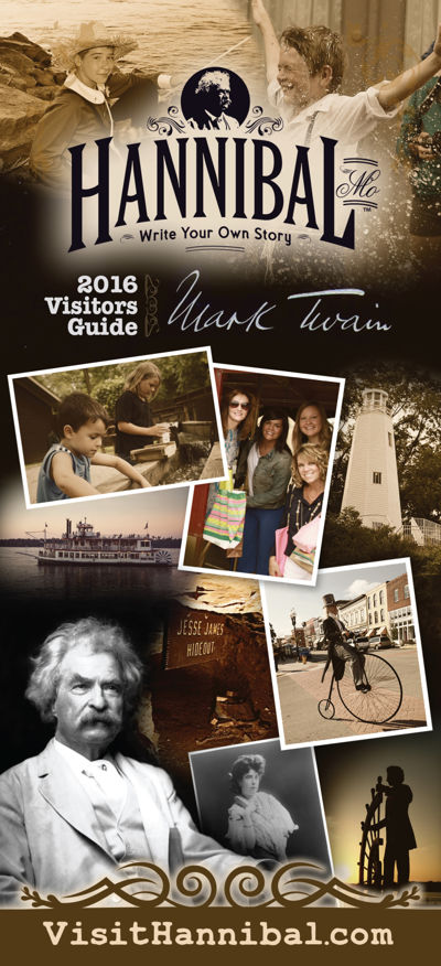 2016 Hannibal Visitor Guide
