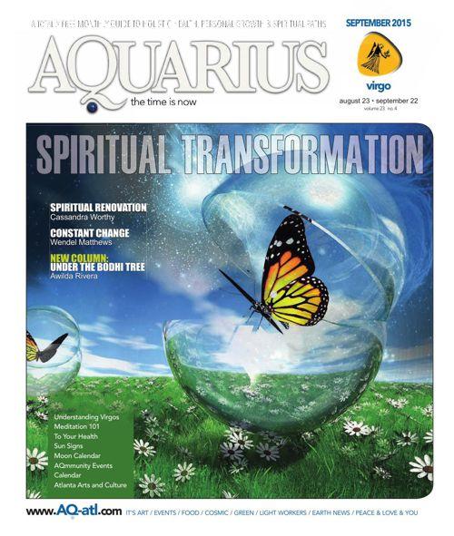 Aquarius September 2015