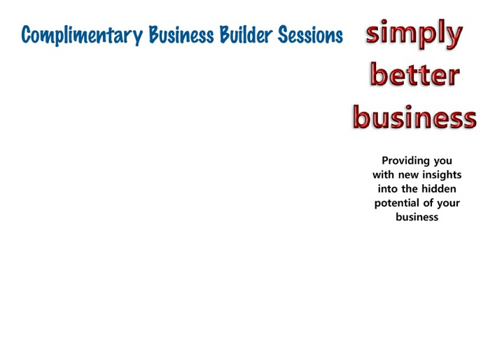 Business Builder - How it works