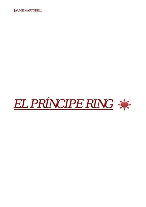 el principe ring