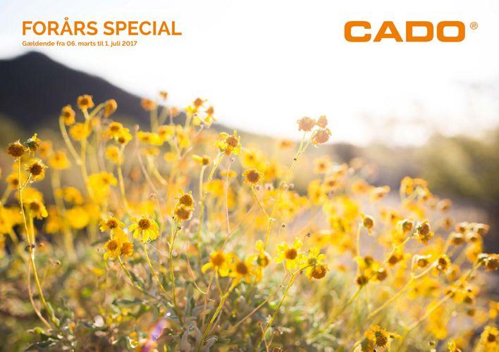 Forårs Special katalog 2017