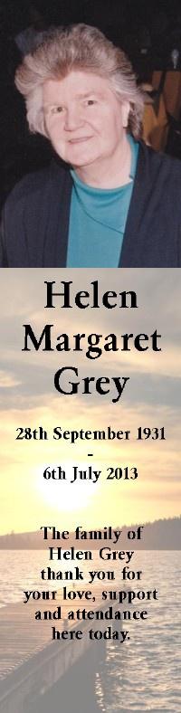 Helen Grey