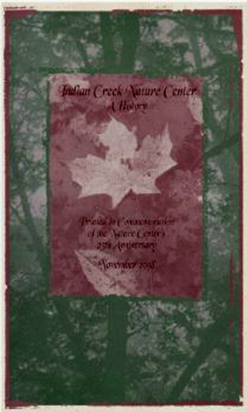 Indian Creek Nature Center Booklet
