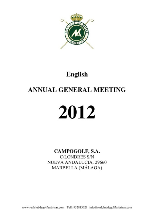 AGM FULL BOOKLET