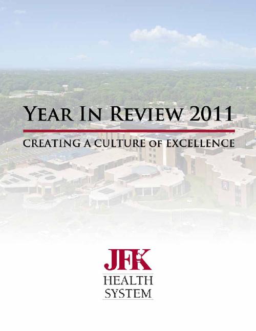 JFK Annual Report
