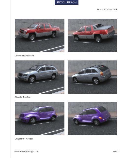 21_DOSCH 3D - Cars 2004