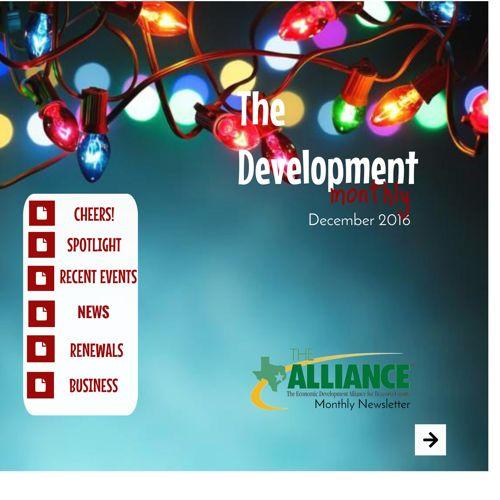 The Development: December 2016