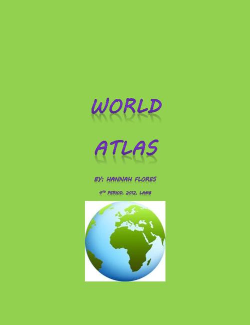 Atlas- World Geo.