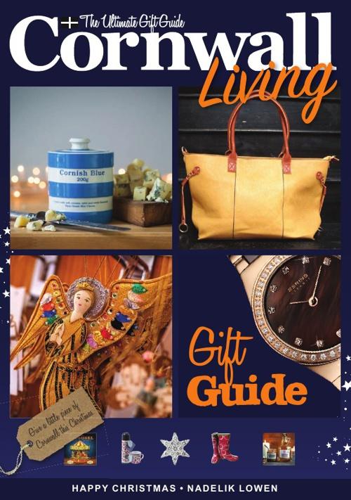 Cornwall Living Christmas Gift Guide