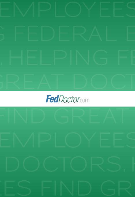 FedDoctor.com - Guiding Federal Employees