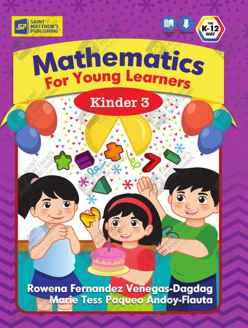 Mathematics for Young Learners Kinder 3