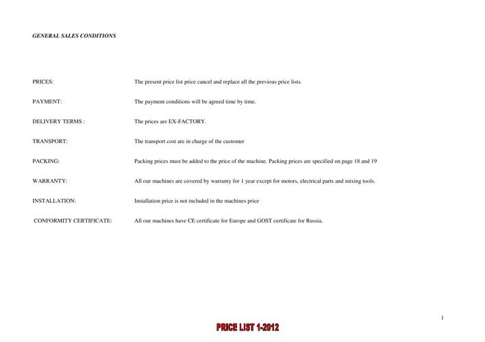 lista starmix