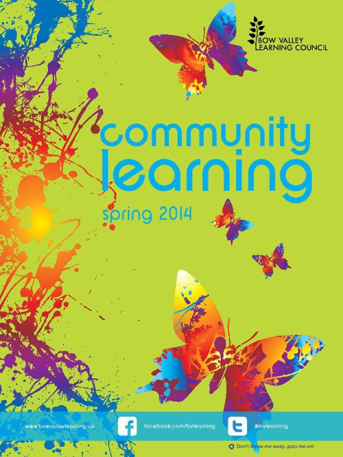 BVLC Spring 2014 Learning Guide