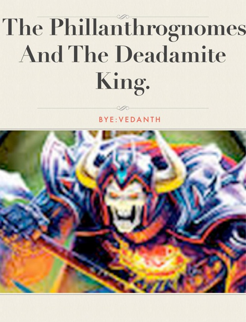 Vedanth fantasy Story final