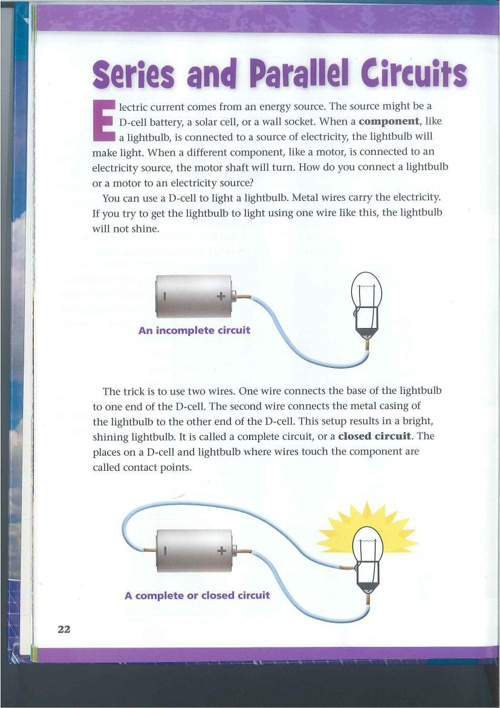 series & parallel circuits