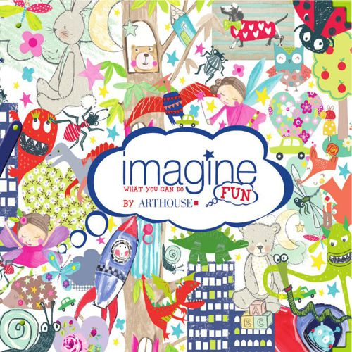 Imagine Fun Wallpaper Collection for Kids