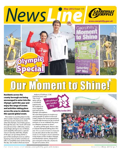 Newsline - Olympic Special