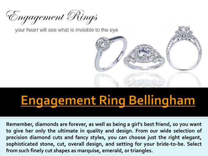 Engagement Ring Bellingham