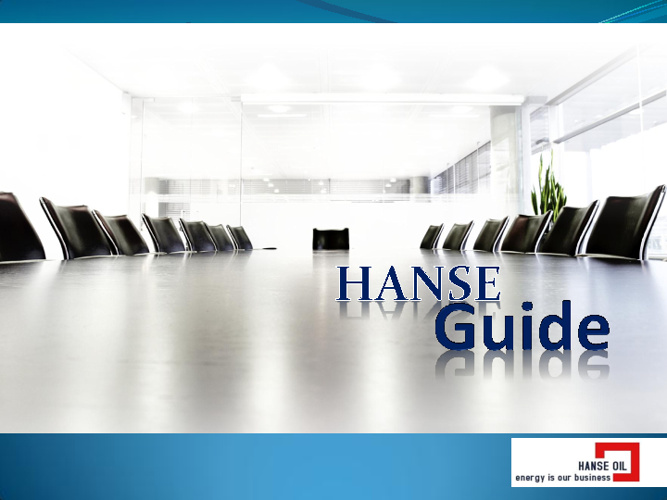 HANSE Flash Guide 2012