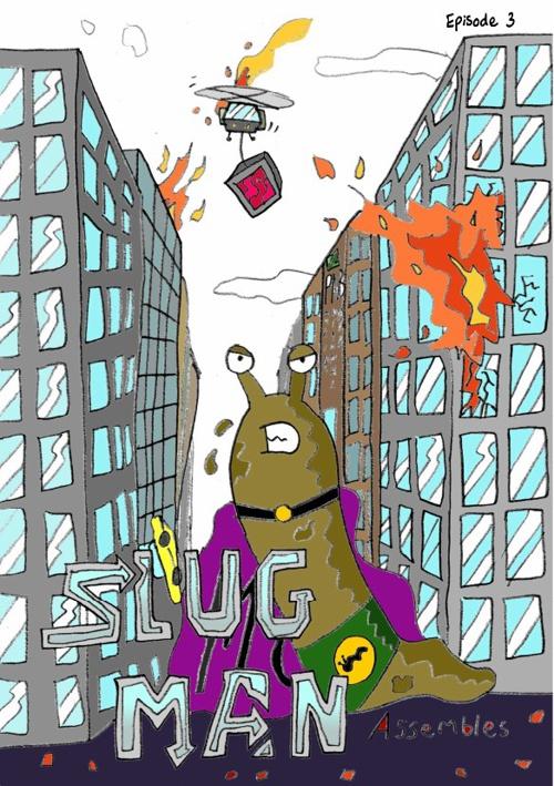 Slug-Man Episode 3