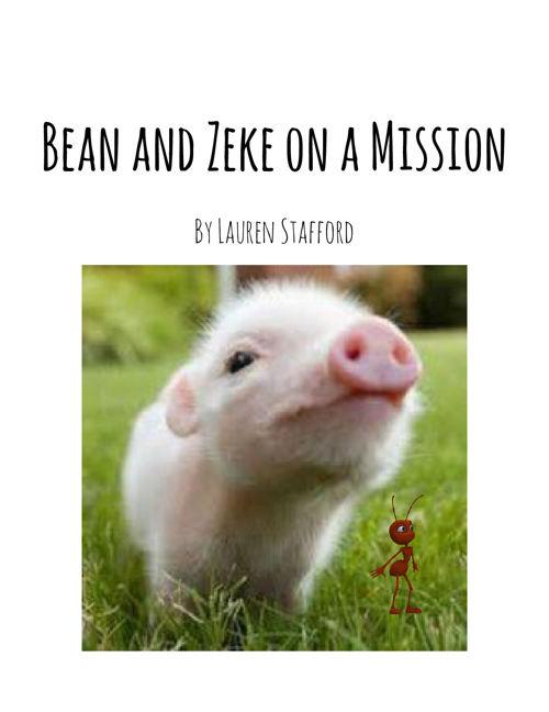 Children's Book Template for Creative Writing 1B - Stafford, Lau