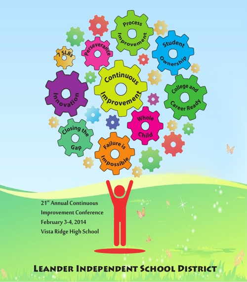 Copy of LISD 2014 Continuous Improvement Conference Catalog