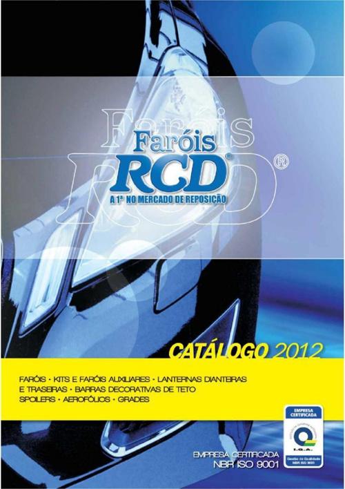 Catálogo RCD