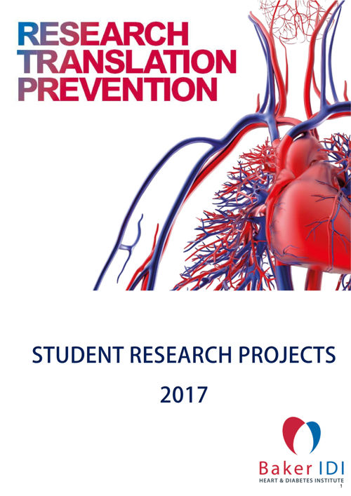 2017 Student Projects_hons_PhD