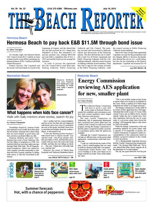 The Beach Reporter | 7-16-15