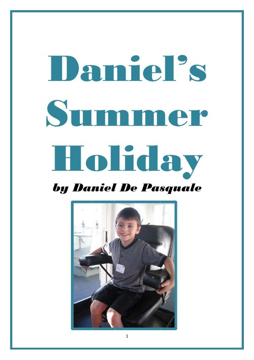 Daniel's Summer Holiday