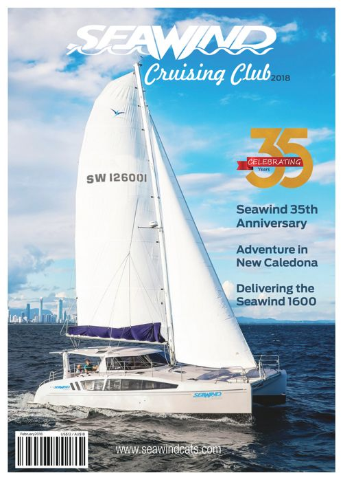 Seawind Cruising Club Magazine