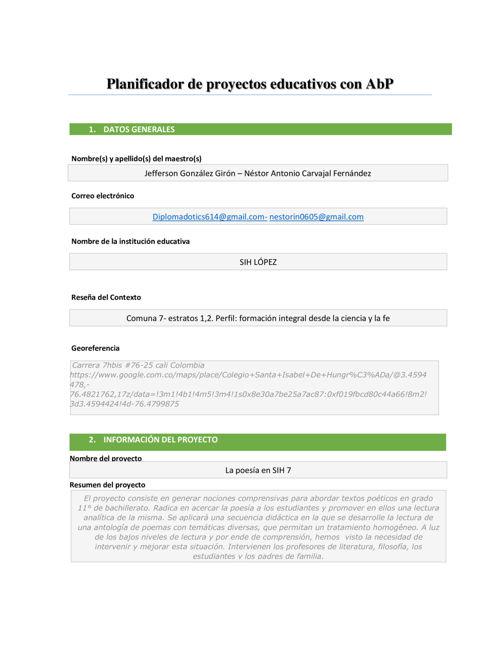 Planificador de proyectos educativos con AbP pdf