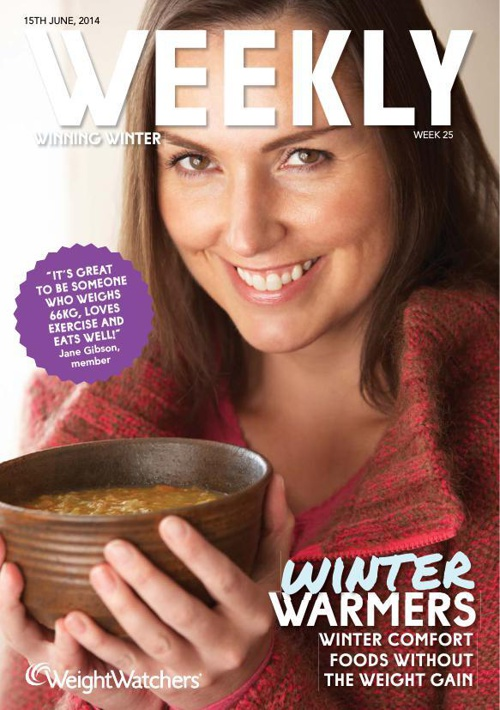 Weight Watchers Weekly Issue 25