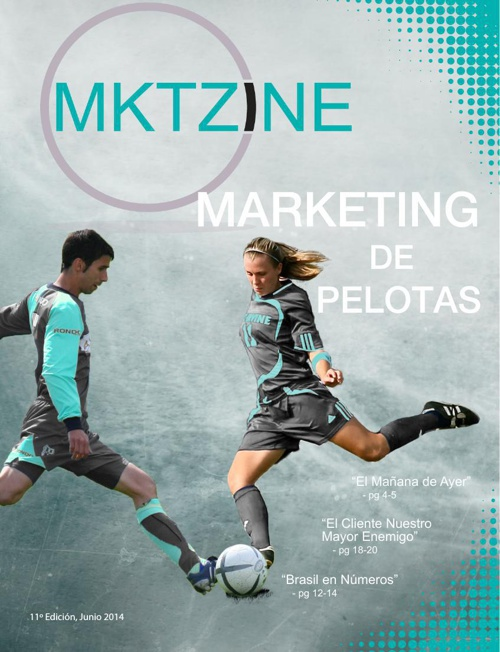 11º Edición -Marketing de Pelotas- | Junio 2014