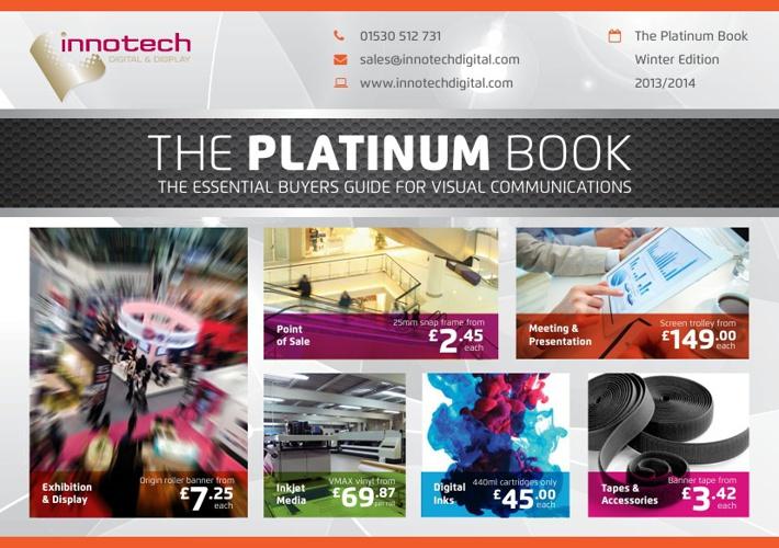 Innotech Platinum Book | Winter 2014 Edition