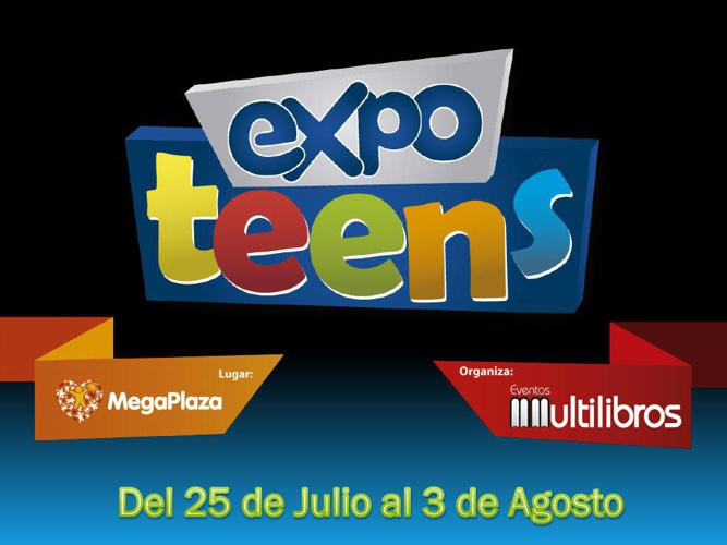 EXPO TEENS - 15 & AMP; TEENS