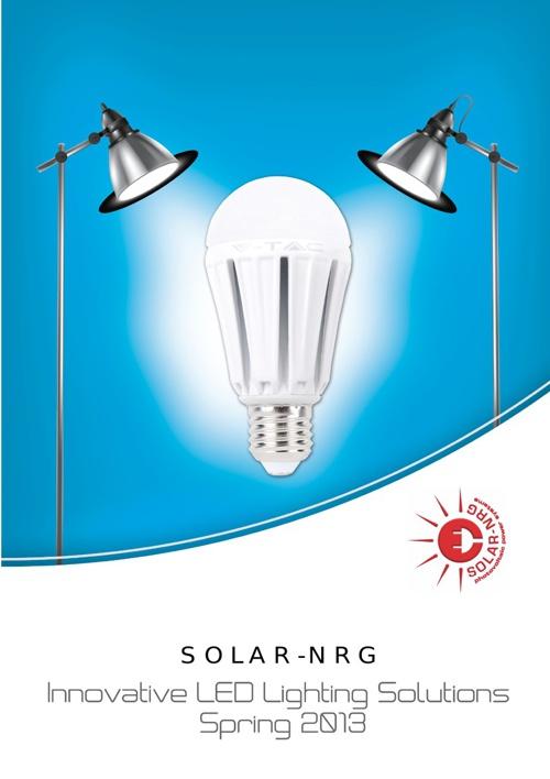 LED lights SOLAR-NRG 2013