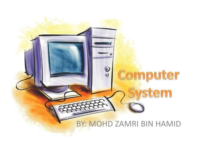 BC101 - COMPUTER APPLICATION