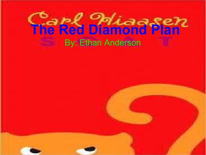Ethan Anderson Red Diamond Plan