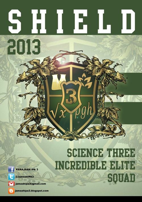 Buku Tahunan XII IPA 3 SMAN 2 Cibinong Angkatan 18