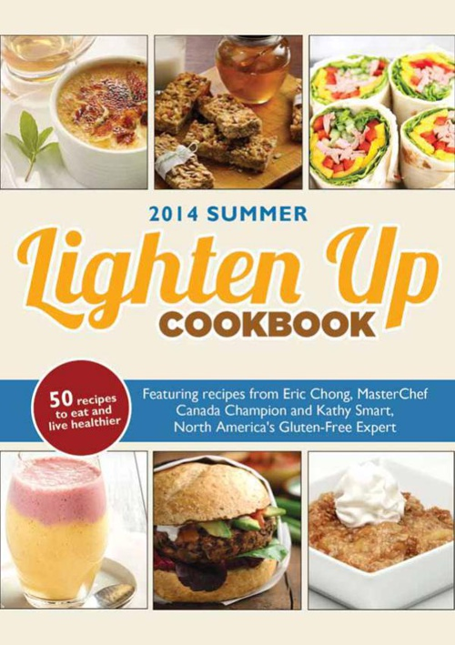 Summer 2014 LightenUp Cookbook