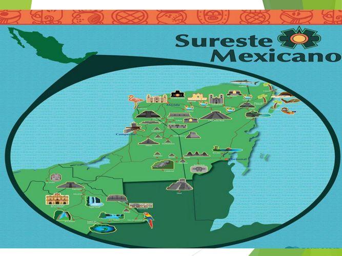 CATÁLOGO SURESTE MEXICANO