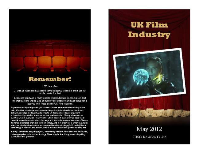 Film Revision
