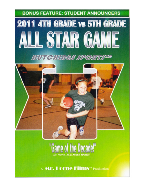 2011 All Star DVD