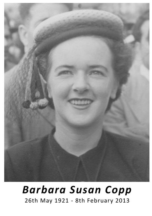 Barbara Copp